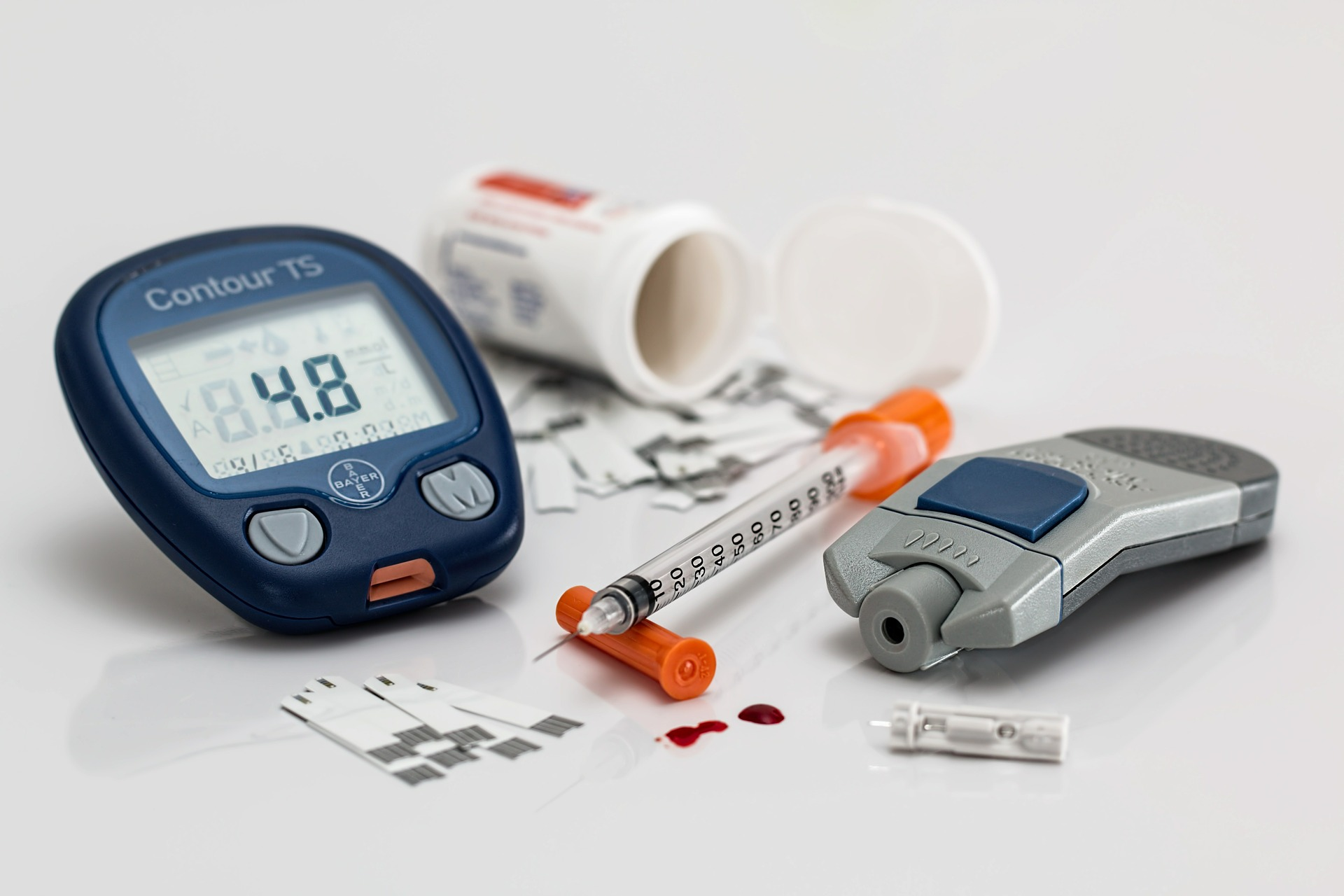 7 Tips for Living A Healthy Life With Diabetes