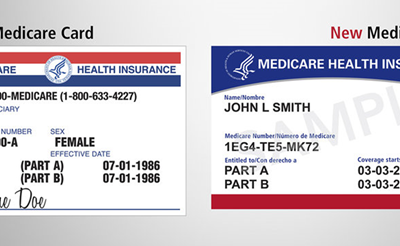 Expect your New Medicare ID Number Soon!
