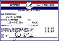 Which card do I use to get my Medicare benefits?